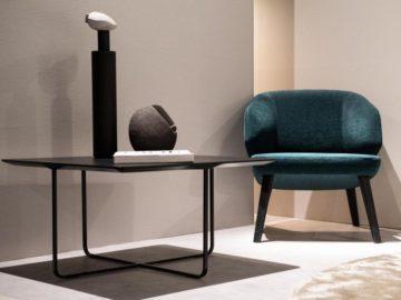 Minimalismus und schlichtes Möbeldesign