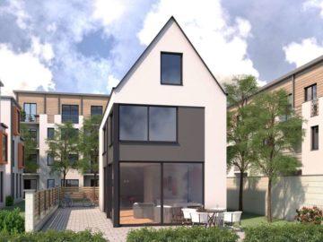 Tipps für das Bauen auf kleinen Grundstücken