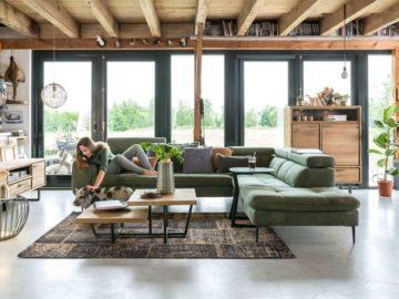 Von der Einheitlichkeit zum individuellen Lebensstil : Möbelstücke