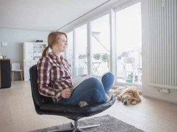 Im Smart Home ist auch die Heizung intelligent.