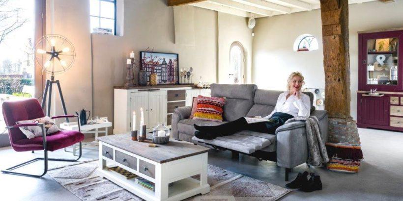 Platzsparende Möbel liegen voll im Trend.